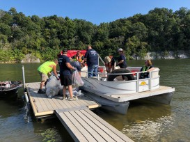 cleanup day tva